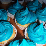 Simple Swirl Cupcakes