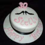 Stiletto Celebration Cake