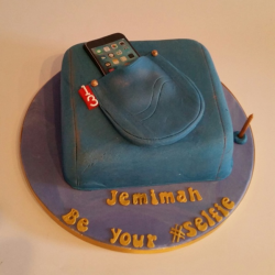Selfie Cake