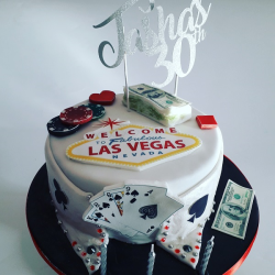Las Vegas Cake