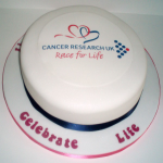 Race for Life Cake