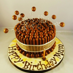 Malteser Cake