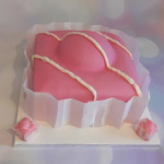 Giant Fondant Fancy